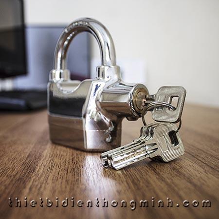 Ổ khóa chống trộm KN 325-2 Inox